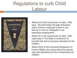 child labour essay 11 regulations to curb child labour