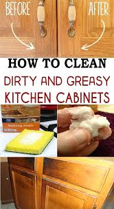 how to clean greasy cabinets in kitchen cleaning greasy kitchen cabinets uk
