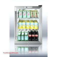 small glass door refrigerator glass door fridge for home bar fridges pertaining to mini clear regarding