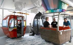 Google tel aviv israel offices Office Space Google Pods Google tel Aviv Israel The Telegraph Google Pods The 15 Coolest Offices In The World Business