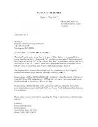 Cover Letter Cover Letter For Post Office Carrier Sample Cover