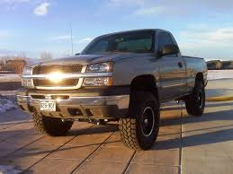 nhlbill 2003 Chevrolet Silverado 1500 Regular Cab Specs, Photos ...