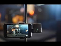 <b>Микрофон</b> для iPhone – <b>iRig Mic</b> Field - YouTube