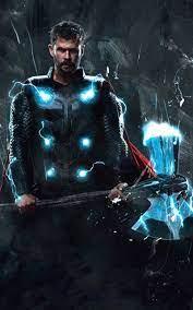 4k Wallpaper Thor Infinity War - Wallpaper
