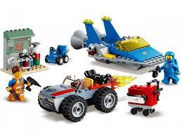 <b>Конструктор Lego</b> Movie 70821 <b>Мастерская Строим</b> и чиним ...
