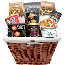 alaska smokehouse pacific northwest gift basket