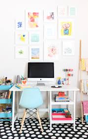 home office makeover. A Tour Of @thecraftedlife\u0027s Home Office + Diy Storage Boxes Makeover