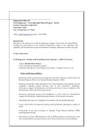 Method Of Statement Stunning R Raghuman Khan CV Civil Inspector