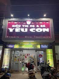 Trò chuyện với bà chủ shop mẹ và bé tại Nghệ An