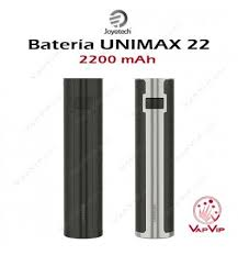 unimax. battery unimax 22 2200mah by joyetech unimax