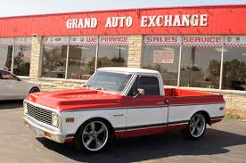 1969 Gmc Truck 1969 Gmc C10 Stroker Motor Used 4x2 Used Truck Sale