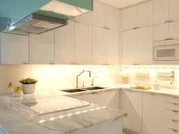 under cabinet lighting kits kitchen led cupboard lights options lightin
