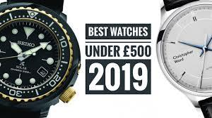 Best Designer Watches Under 500 Best Watches Under 500 2019 Watch Chronicler