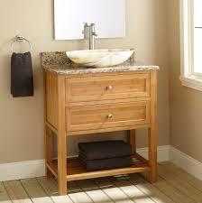 bathroom narrow depth bathroom vanity with granite countertop and marble vessel sink fabulous narrow