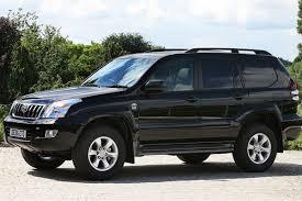 Toyota Land Cruiser 2003 - Car Review | Honest John