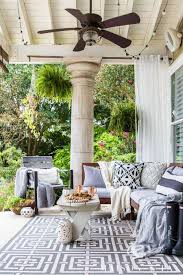 Black And White Patio Design Ideas Black And White Fall Porch Decorating Ideas Backyard Patio
