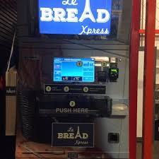 Baguette Vending Machine Sf Magnificent Le Bread Xpress CLOSED 48 Photos 48 Reviews Bakeries 4875