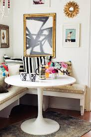 dining for small spaces. 4. the nook dining for small spaces e