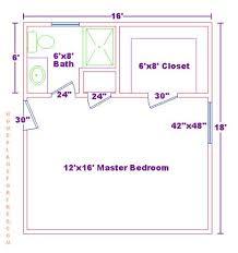 Master Bedroom Layout Plans Master Bedroom Floor Plans