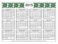 jahrskalender 2015 jahreskalender 2015 in der grundschule kalender 2015 kalender