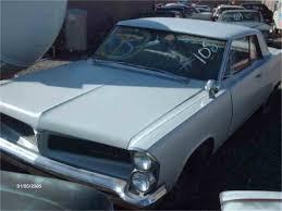 1963 Pontiac Grand Prix for Sale on ClassicCars.com - 7 Available