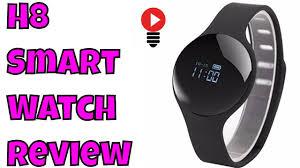 <b>H8</b> Smart <b>Bluetooth Wristband</b> Watch Sport Bracelet Health Fitness ...