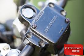 fuse box clamps fuse printable wiring diagram database honda cx500 replacing the handlebar clamp a honda cb500 four source · honda cx500 fuse box