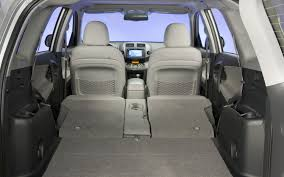 Redesigned 2013 Toyota RAV4 May Eliminate Third-Row Seats, V-6 ...