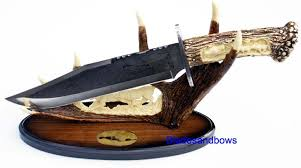 Bowie Knife Display Stand
