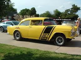 All the Old Gassers | 1955 Chevrolet 150 Gasser Bel Air/150/210 ...