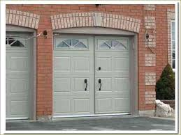 walk through garage doors walk through garage door kitchen window kits with s cabinets