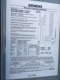 Siemens Overload Heater Chart Siemens Breaker Compatibility Chart Www Bedowntowndaytona Com