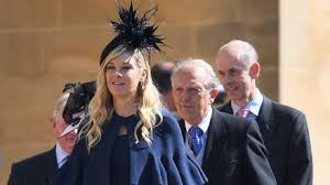 It's not what you'd expect. Prince Harry S Ex Chelsy Davy Has A Hilarious Reaction To Royal Wedding Celebrity Heat