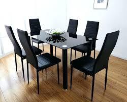 ikea black dining table white dining set dining table sets room black and 6 chairs ikea black dining table black glass round dining table and