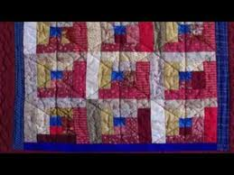 log cabin quilt examples basic machine quilting youtube Machine ... & log cabin quilt examples basic machine quilting youtube Machine Quilting  Designs For Log Cabin Quilts Adamdwight.com