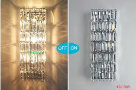 hallway sconce lighting. Hallway Sconce Lighting Living Room Wall Lights For Home Led Modern Crystal Lamps . N