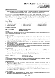 Electrician Cv Electrician Cv Example Writing Guide Get Noticed By