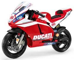 <b>Детский</b> электромотоцикл <b>Peg</b>-<b>Perego Ducati</b> GP— купить Peg ...