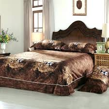 luxury lion king bedroom lion king bed sets oil painting lion king bedding set queen size