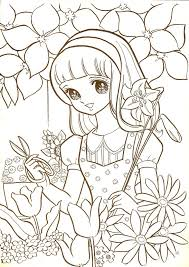 Small Picture 1914 best Anime Asian Art Manga Coloring Pages images on