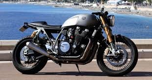 crd30 cafe racer yamaha xjr 1300 by