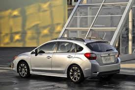 subaru impreza hatchback 2014. Exellent Impreza 2014 Subaru Impreza Used Car Review Featured Image Large Thumb2 On Impreza Hatchback T
