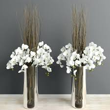 Tall Decorative Vases With Flowers Cheap Bulk Vase Bamboo Sticks. Tall Vases  With Artificial Flowers Vase Christmas Centerpieces Diy.