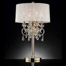 Table lamps lighting Flat Desk Aurora Barocco Crystal Table Lamp Gold 325 Target Aurora Barocco Crystal Table Lamp Gold 325