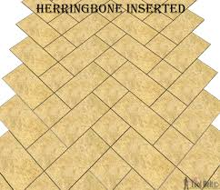 How To Layout Herringbone Pattern New Inspiration Design