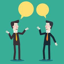 Overleggen met elkaar