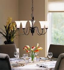 install modern lighting