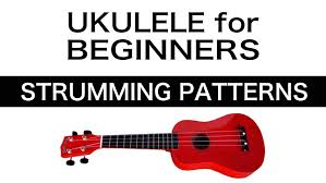 Ukulele Strumming Patterns Custom Ukulele Lessons For Beginners Strumming Patterns Tutorial Free Easy