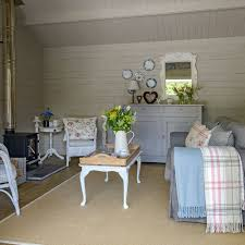 Keep The Scheme Authentic And Elegant With Country Furniture. Install A Log  Burner To Enjoy Your Log Cabin All Year Round.