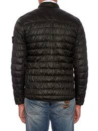 Stone island Quilted-nylon Jacket in Green for Men | Lyst & Gallery Adamdwight.com